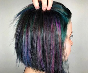 alternative, grunge, and hair image