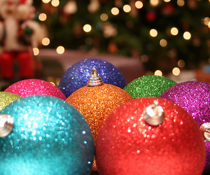 christmas, decor, and holiday image
