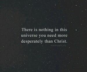 god, jesus, and Christ image