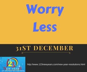 happy new year 2017 and new year resolutions 2017 image