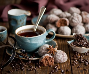 tea and sweet image