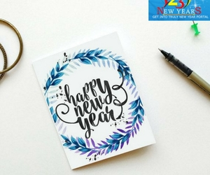 happy new year 2017 and new year cards 2017 image