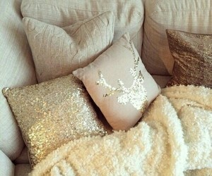 home, pillow, and room image