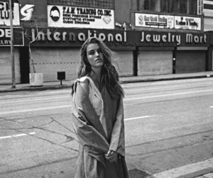 black and white, streetphotography, and fashion editorial image