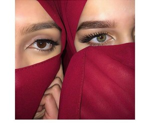 eyes, islamic, and moroccan image