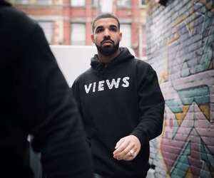 Drake and views image
