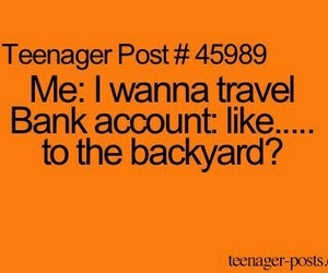 teen and travel image