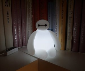 cute, baymax, and cool image