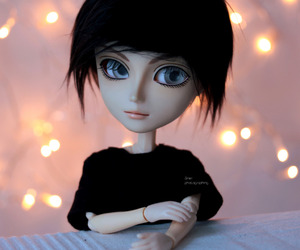 doll, pullip, and photographing image