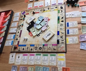 diy, harry potter, and monopoly image