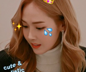 jessica jung, jessica icons, and jung soo yeon image