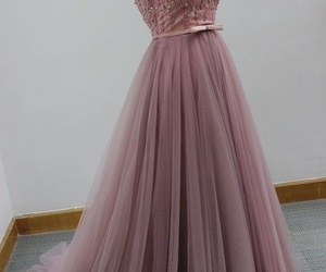 dresses, fashion, and pink image
