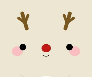 christmas, wallpaper, and cute image