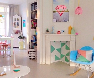 candy, girly, and interior design image