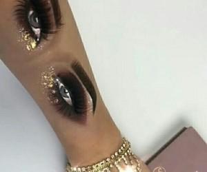 makeup and hair image