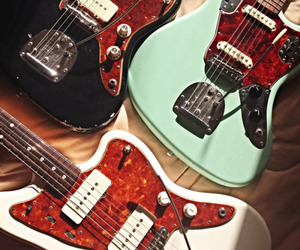 alternative, fender, and guitare image