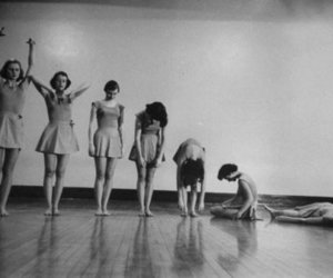 dance, old, and retro image