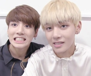 bts and taekook image
