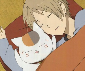 anime, madara, and natsume yūjinchō image