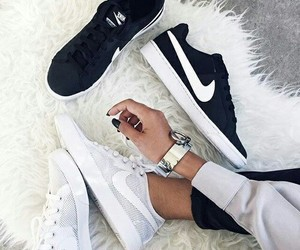 nike, fashion, and shoes image