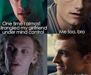divergent, boyfriend, and four image