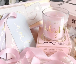 candle, girly, and home image