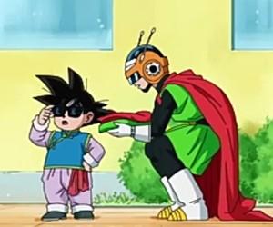 anime, dbs, and dragon ball z image