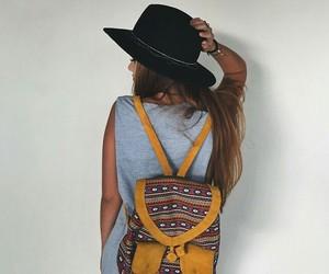 bag, fashion, and hippie image