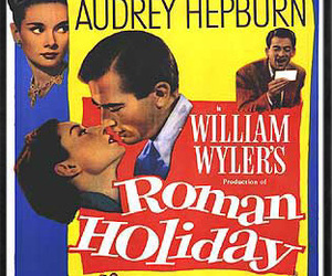 audrey hepburn, movie, and roman holiday image