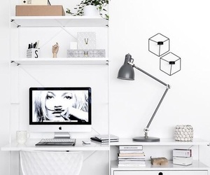 white, home, and minimal image