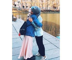 محجبات, محجبة, and حجاب image