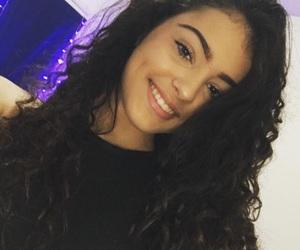 girl, hair, and malu trevejo image