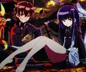 benio, rokuro, and twin star exorcist image