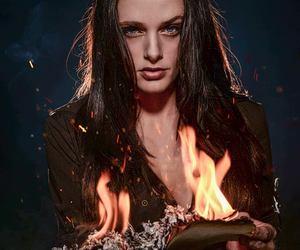 ash, bad girl, and beauty image