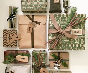 christmas, gifts, and presents image