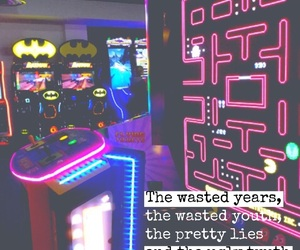 arcade, easel, and games image
