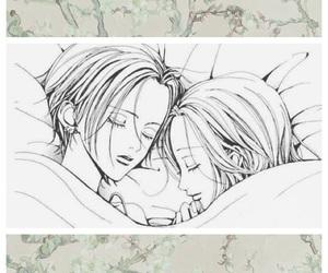 manga and Nana image