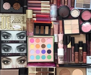 chanel, goals, and makeup image