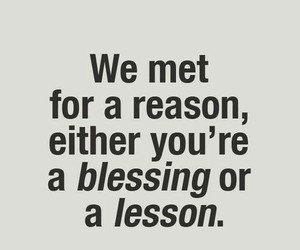 blessing, quote, and be happy image