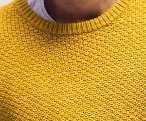 sweater and yellow image