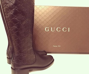 gucci, luxe, and botte image