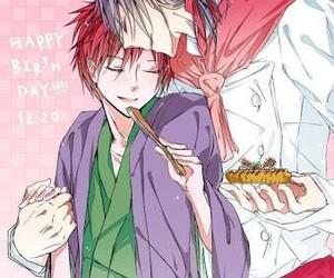 otp, muraaka, and akashi sejiruo image