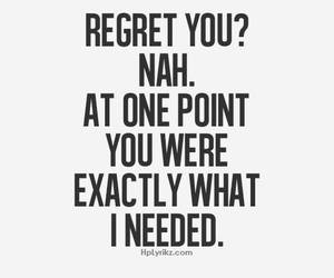 regret, quotes, and you image