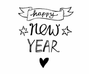 happy new year, happy, and new year image