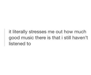 music, funny, and stress image