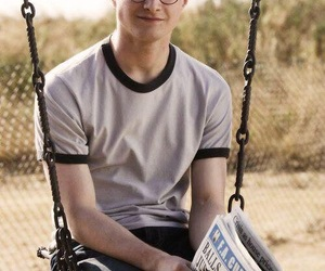 harry potter, daniel radcliffe, and potter image