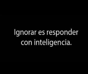 frases and ignorar image