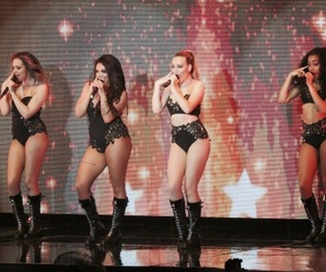 flawless, little mix, and idol image