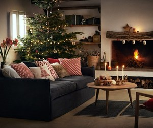 christmas, decor, and design image