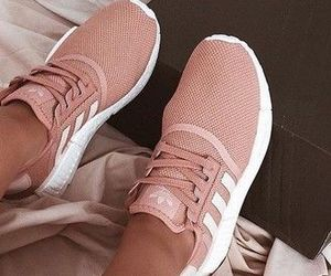 fashion, shoes, and rose gold image